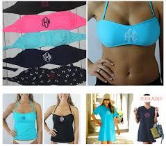 monogramed items monogrammed swimwear sale