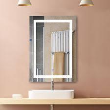Bathroom Lighted Bathroom Mirror 25 Lighted Bathroom Mirror Bold Design Ideas Lighted Bathroom Vanity Mirror On Bathroom