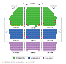 shubert theatre large broadway seating charts broadwayworld com