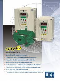 weg manual cfw 09 v3 1 power supply analog to digital converter