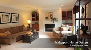 the bridgeport single family home design new home builder in