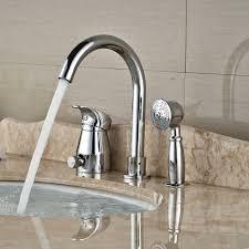 Waterfall Tub Faucet Online Get Cheap Waterfall Bathtub Faucet Aliexpress Com