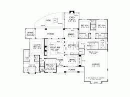 Modern Luxury House Plans | modern luxury house plans beach dream contemporary open one story
