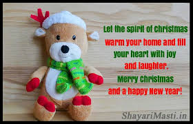 christmas shayari english shayari masti