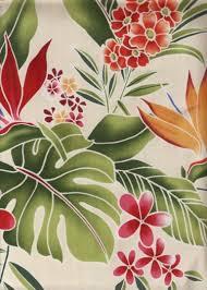 Flower Fabric Design Best 25 Hawaiian Print Ideas On Pinterest Brazil Party