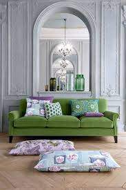 Lime Green Sofa by To Have A Green Sofa Lounge Couch Bijou Kaleidoscope