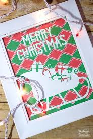 Ugly Christmas Decorations - ugly christmas sweater wall art free printables the soccer mom