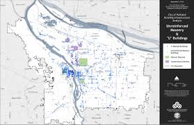 City Of Portland Maps by New Study Sheds Light On Portland U0027s Masonry Buildings Restore Oregon