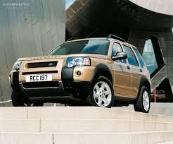 land rover freelander specs 2003 2004 2005 2006 2007