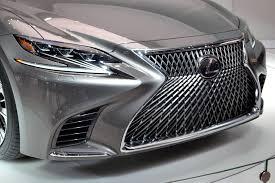 lexus ls 500 interior 2018 lexus ls 500 benchmarked the mercedes benz s class