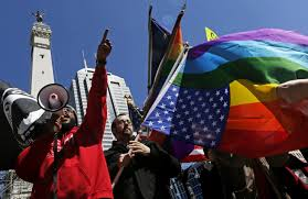 Indiana Flags At Half Staff The Progressive Case Against Boycotting States Like Indiana The