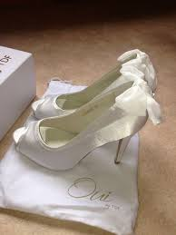 chaussure mariage ivoire chaussure mariee ivoire chaussures de mariee confort ivoire en cuir
