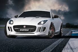 jaguar custom wallpaper jaguar f type coupe white startech cars u0026 bikes 5953