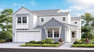 Floorplans Of Homes Castellena At The Village Of Escaya New Homes In Chula Vista Ca