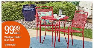 Shopko Outdoor Furniture Shopko Warmer Days On The Way Get Your Patio Ready Milled
