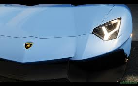 Lamborghini Aventador J Blue - 2012 lamborghini aventador j gamesmods net fs17 cnc fs15
