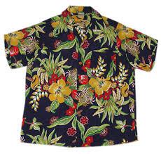 hawaiian style the roots of the aloha shirt collectors weekly