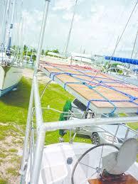 tropical boat storage cruising world