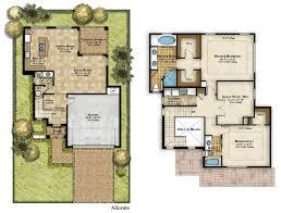 2 bedroom home design plans