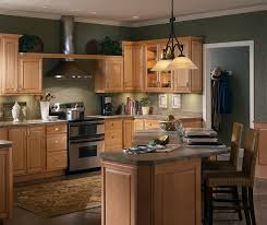 kitchen with light maple cabinets homecrest kitchens
