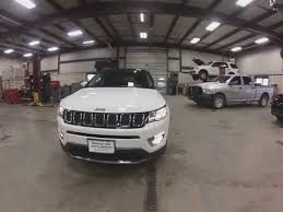 jeep compass white 2017 white jeep compass limited sj6672 motor inn auto