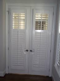 Shutters For Doors Interior Plantation Shutters Designed For Doors And Sidelights Heritage