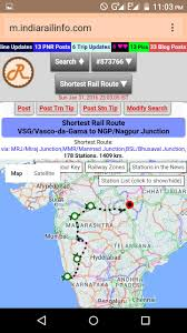 Shortest Route Map by Nagpur Kolhapur Csmt Express 11403 Picture U0026 Video Gallery