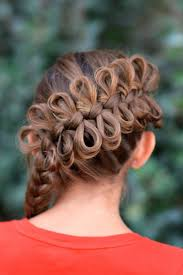 latest unique hairstyle for girls 2017