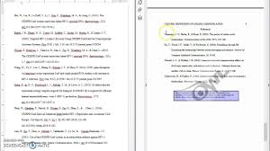 formatting an apa 6th edition references page current for 2017