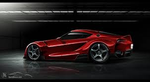 lexus rcf logo toyota ft 1 red by jay5204 on deviantart