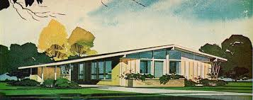 Midcentury Modern Homes - a pocket guide to mid century modern style dengarden