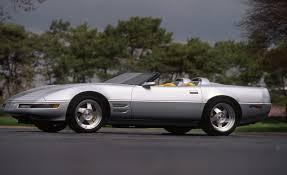 nissan spider 1991 chevrolet corvette zr 1 spyder prototype u2013 archived feature