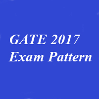 pattern of gate exam latest gate exam pattern gate 2018 test pattern for all branches