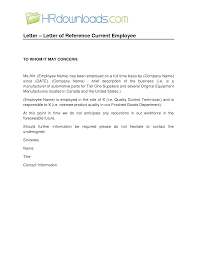 how to write a resume for recommendation letters best photos of generic employee recommendation letter sample employee recommendation reference letter sample via employee recommendation reference letter