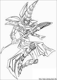 Yu Gi Oh Coloring Pages Luxury 14 Best Coloriage Yu Gi Oh Images On