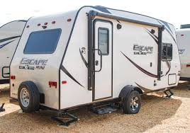 mini motorhome escape mini m181rk ultra lightweight travel trailer k z rv