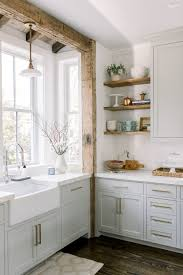 kitchen cabinets or not 8 inspiring non white kitchens farmhouse living