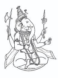 krishna the supreme hindu god coloring page hindu mythology gods