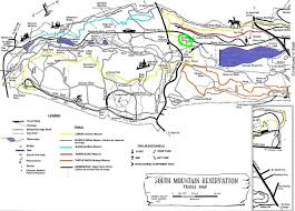 Phoenix Mountain Preserve Map by South Mountain Reservation Map Adriftskateshop
