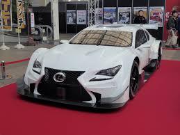 lexus rc f dimensions file osaka auto messe 2015 455 lexus rc f gt500 ver 2015 jpg