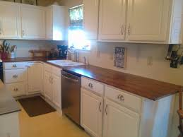 Wood Kitchen by On Bliss Street Diy Wood Countertops For Under 200 Part 3 On