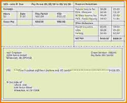how to make check stubs how to make pay stubs png letterhead