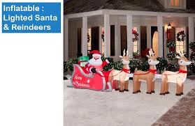 Lighted Christmas Outdoor Decorations by Cool Xmas Decorations For Outside Your House Christmas