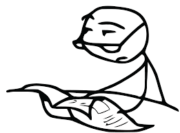 Cereal Guy Meme - image y cereal guy newspaper guy l png teh meme wiki fandom