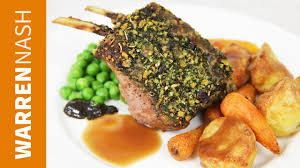 Smothered Lamb Chops Sunday Roast Dinner Recipe Ideas With Rack Of Lamb Recipes By