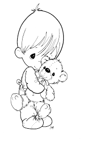 more precious moments coloring pages bjl freebies pinterest