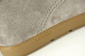 prada boots nib prada desert lace up wedge ankle boots 40 5 10 5