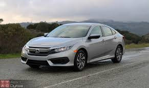 2016 honda civic ex review u2013 all in on active safety