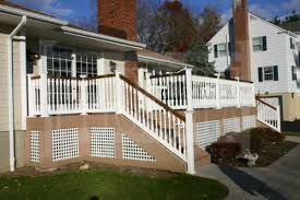 Mahogany Banister Quality Pvc Railing Decking And Accessory Products Phoenix