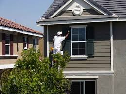 painting outside of house with kerala exterior painting kerala